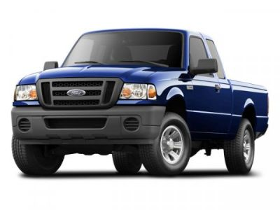 2008 Ford Ranger XLT (BLACK)