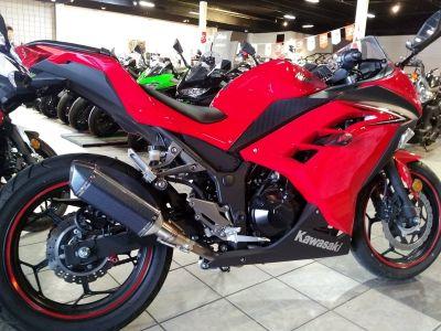 2016 Kawasaki Ninja 300 ABS Sport Motorcycles Salinas, CA