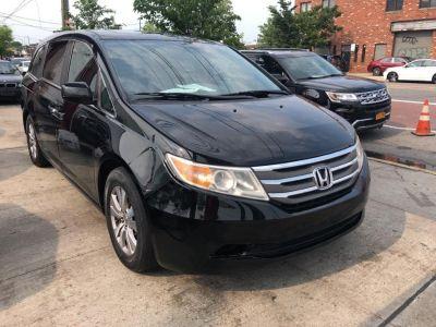 2013 Honda Odyssey EX-L (Crystal Black Pearl)