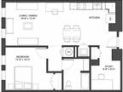 Wilber School Apartments - One BR with Study
