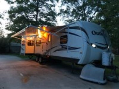 2012 Keystone Outback 10th Anniversary Edition