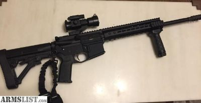 For Trade: Unfired AR-15