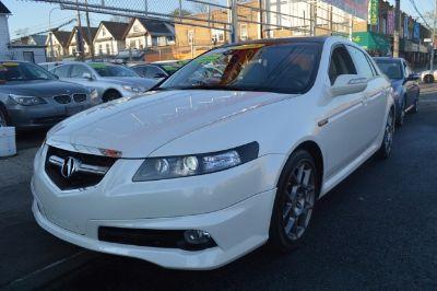 2008 Acura TL Type-S (White)
