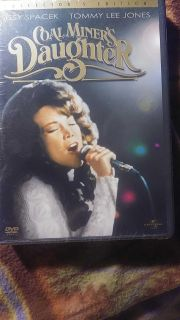 New DVD - COAL MINERS DAUGHTER (UNOPENED NEW SEALED )