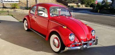 1967 Volkswagen Beetle - Classic