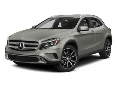 2015 Mercedes-Benz GLA-Class GLA250 4MATIC w/Nav (Night Black)