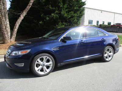 2011 Ford Taurus SHO (Kona Blue)