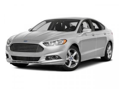 2016 Ford Fusion S (Magnetic)