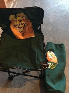 Toddler Camp Chair