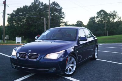 2010 BMW 5-Series 535i (Dark Blue)