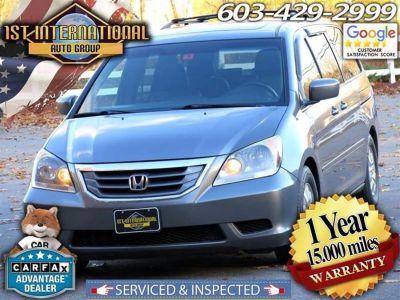 2009 Honda Odyssey EX-L (Other)