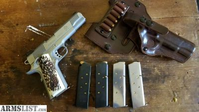 For Sale: 1911 A-1 GI Loaded model (serial #NM)