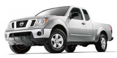 2011 Nissan Frontier SE V6 (Radiant Silver)