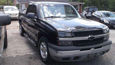 2003 Chevrolet Silverado 1500 Base (BLK)