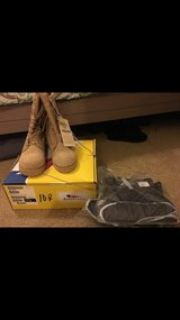 Belleville Cold weather Boots Size 10R