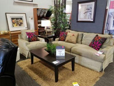 7 PC Winter Savings - Sage Living Room Package $799.99