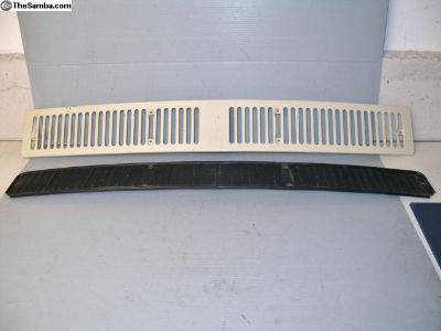 Grill Vent, with screen, 73-79
