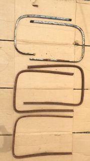1937-1939 Banjo Horn AssemblyFord Horn Cap