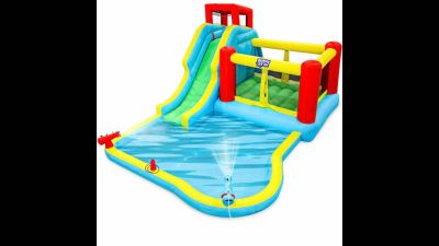 Water inflatable rental!