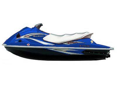 2006 Yamaha VX 110 Deluxe PWC 3 Seater Watercraft Shawano, WI