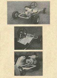 """1965 Hawthorne """"Dream"""" Kart - Comming Soon"""