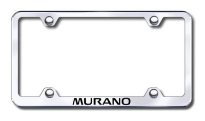 Purchase Nissan Murano Wide Body Engraved Chrome License Plate Frame -Metal Made in USA motorcycle in San Tan Valley, Arizona, US, for US $30.98