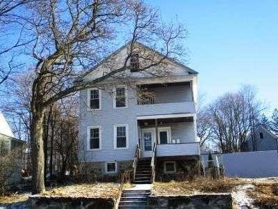 2 Bed 1 Bath Foreclosure Property in Gardner, MA 01440 - Chestnut St