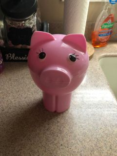 Large Piggy snack holder