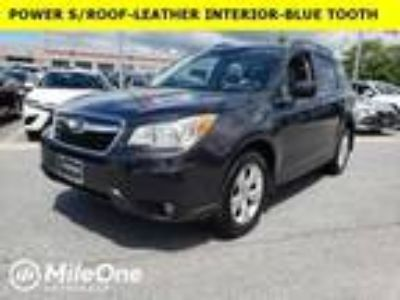 used 2014 Subaru Forester for sale.