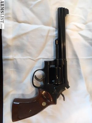 For Sale: Smith and Wesson Model 14-3