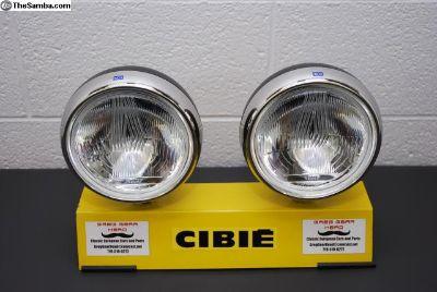 "Replica Cibie Bi Oscar 7"" Driving/Fog Lights"