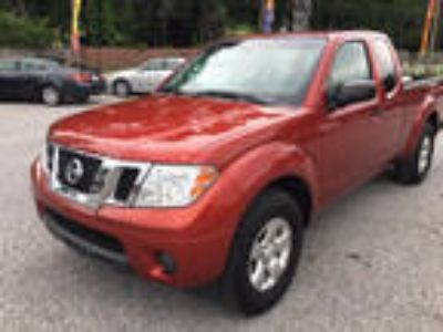 2012 Nissan Frontier For Sale
