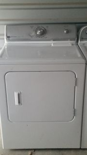 Maytag centennial super capacity dryer