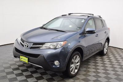 2014 Toyota RAV4 Limited (blue)