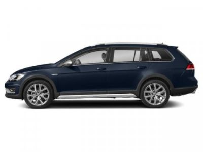 2019 Volkswagen Golf Alltrack SE (Night Blue Metallic)