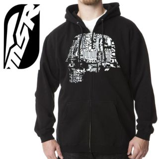 Find MSR Riding Apparel ZIP HOODY CRAM Black Metal Mulisha Small motorcycle in Warren, Michigan, US, for US $37.00
