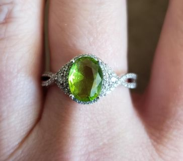 Charmed Aromas ring