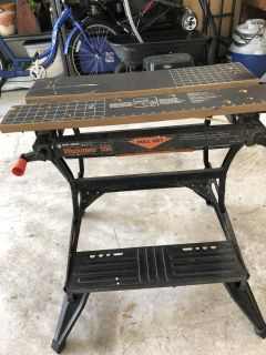 Workmate 550 Work Bench