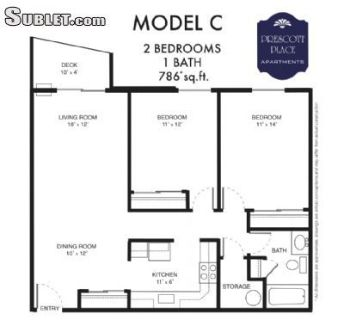 Two Bedroom In Concord
