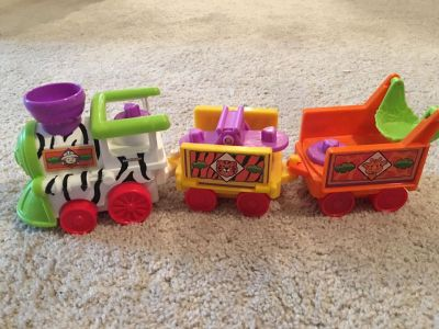 Little People Musical Train
