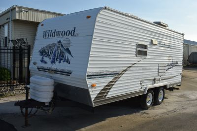 2007 Forest River WILDWOOD 19BH