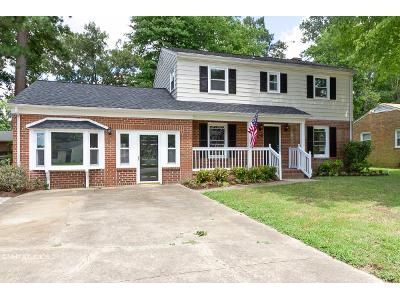 4 Bed 3 Bath Foreclosure Property in Newport News, VA 23608 - Moyer Rd