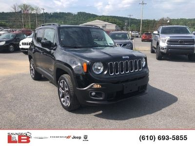 2016 Jeep Renegade (Black)