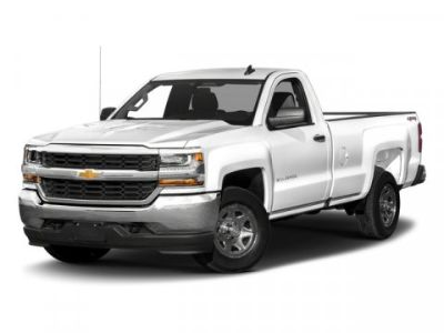 2018 Chevrolet Silverado 1500 LS (Summit White)