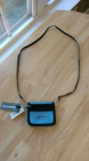 Brand new Pacific gear wallet with shoulder strap