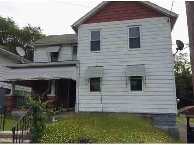 2 Bed 1.5 Bath Foreclosure Property in Scranton, PA 18510 - James Ave