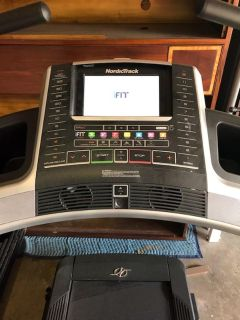 Nordic Track X71 I-FIT HIGH INCLINE TRAINER TREADMILL