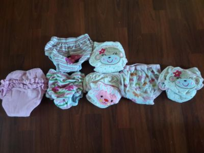 7 Washable Potty Training Diapers $10 for all!