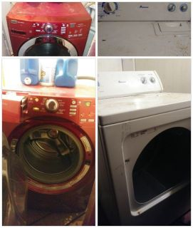 Washer & Dryer (Cosmetic Damages)