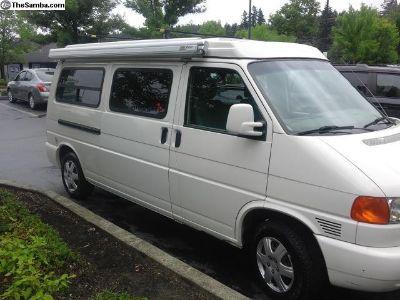 1999 Eurovan Camper